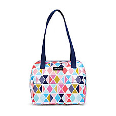 PackIt Freezable Hampton Lunch Bag Festive
