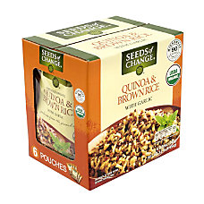 Seeds Of Change Brown Rice With