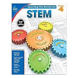Carson Dellosa Applying The Standards STEM