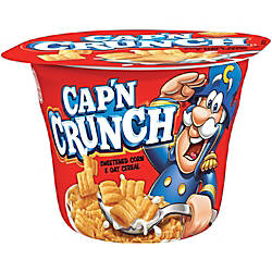 Quaker Oats CapN Crunch CornOat Cereal