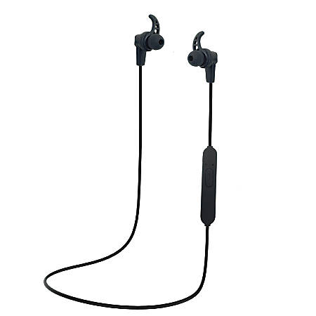 iConcept Bluetooth® Earbud Headphones, Black, ICBTEB1