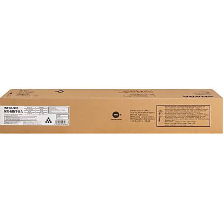 Sharp MX-61NTBA - Black - original - toner cartridge - for Sharp MX-5071, 6071; Essentials Series MX-3051, 3551, 4051, 5051, 6051
