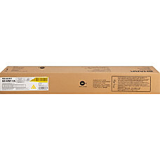 Sharp MX 61NTYA Yellow original toner