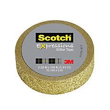 Scotch Expressions Glitter Tape 059 x