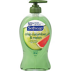 Softsoap CucumberMelon Hand Soap Crisp Cucumber