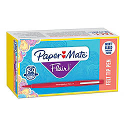Paper Mate Flair Porous Point Stick