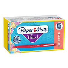 Paper Mate Flair Porous Point Stick