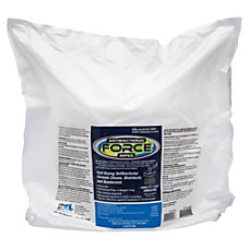 2XL Force Antibacterial Wipes Refill 6