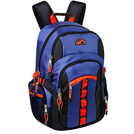 Mountain Edge Backpack, Navy