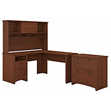 Bush Furniture Buena Vista L Shaped