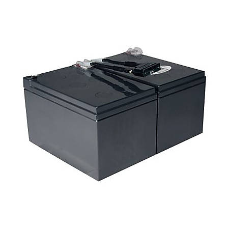 Tripp Lite UPS Replacement Battery Cartridge for select APC UPS Systems 16.9lbs - Maintenance-free Lead Acid