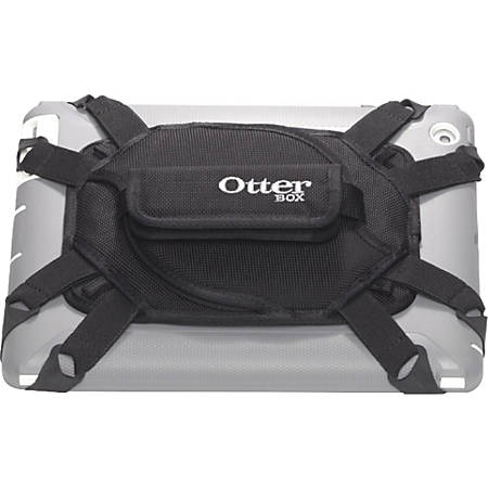 """OtterBox Utility Carrying Case for 10"""" Apple iPad Tablet - Hypalon, Polyester - Hand Strap"""