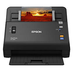 Epson FastFoto FF 640 High Speed
