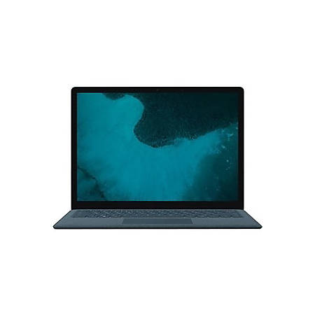 "Microsoft Surface Laptop 2 13.5"" Touchscreen Notebook - 2256 x 1504 - Core i7 - 16 GB RAM - 512 GB SSD - Cobalt Blue - Windows 10 - Intel UHD Graphics 620 - PixelSense - Bluetooth"