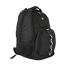 SWISSGEAR SA1271 ScanSmart Backpack Black