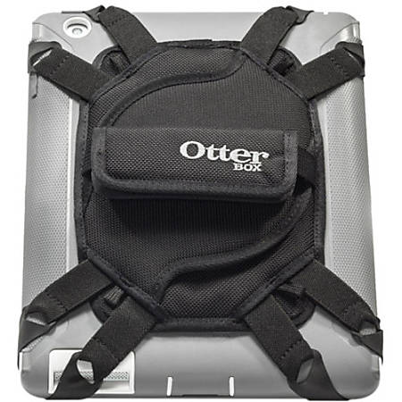 """OtterBox Utility Carrying Case for 10"""" Tablet, iPad - Utility Lacth with Accessory Bag - Polyester, Hypalon - Hand Strap, Leg Strap, Neck Strap"""