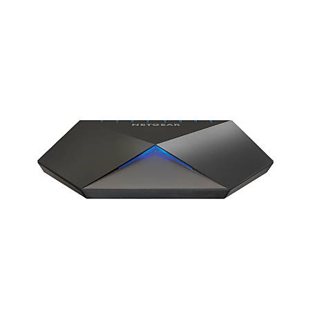 Netgear® Nighthawk® S8000 8-Port Gaming And Streaming Gigabit Ethernet Switch, GS808E-100NAS