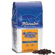 Manatee Gourmet Coffee Whole Bean Coffee