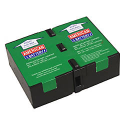 ABC RBC123 UPS Repacement Battery for