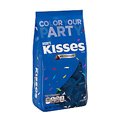Hersheys KISSES Milk Chocolates 176 Oz