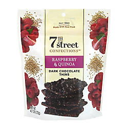 7th Street Confections Raspberry And Quinoa