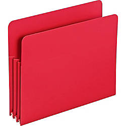 Smead Poly Expanding File Pockets Letter