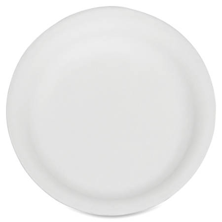 """SKILCRAFT® Disposable Paper Plates, 6 1/2"""", Pack Of 1,000 (AbilityOne 7350-00-290-0593)"""