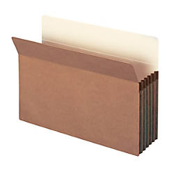 Smead Workhorse Expanding File Pockets 5