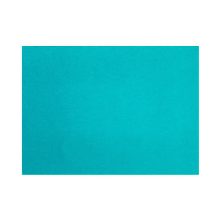 "LUX Flat Cards, A7, 5 1/8"" x 7"", Trendy Teal, Pack Of 50"