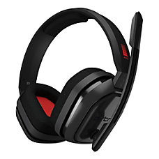 Astro A10 Gaming Headset GrayRed 939