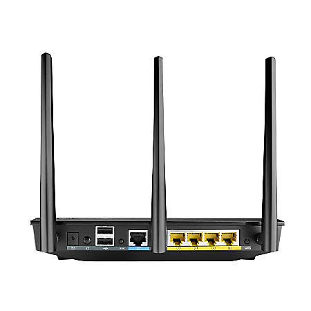 ASUS® RT-N66R Wireless Router