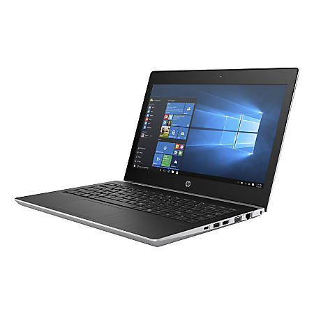 "HP ProBook 430 G5 13.3"" LCD Notebook - Intel Core i5 (8th Gen) i5-8250U Quad-core (4 Core) 1.60 GHz - 4 GB DDR4 SDRAM - 500 GB HDD - Windows 10 Pro 64-bit (English) - 1366 x 768 - Twisted nematic (TN)"