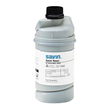 Savin 7356 Black Copier Toner