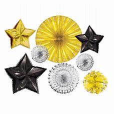 Amscan New Years Starburst Decorating Kit