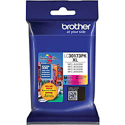 Brother LC30173PK Original Ink Cartridge Cyan