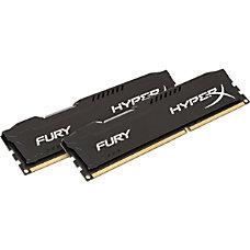 HyperX Fury 16GB DDR3 SDRAM Memory