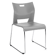 Global Duet Stacking Chair 33 14