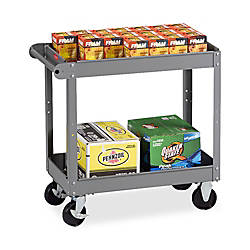 Tennsco 2 Shelf Service Cart 32