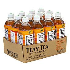 Teas Tea Organic Peach Ginger Black