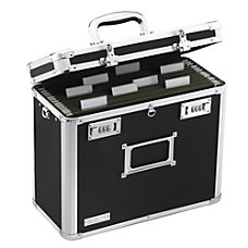 Vaultz Locking File Tote Letter Size