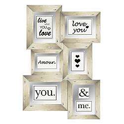 PTM Images Photo Frame Love II
