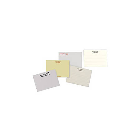 """Post-it® Notes, 3""""H x 4""""W"""