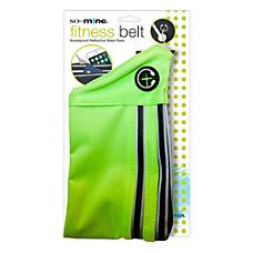 somine Fitness Belt Green