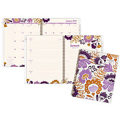 AT A GLANCE Ingrid WeeklyMonthly Planner