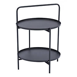 Zuo Modern Leve End Table Round