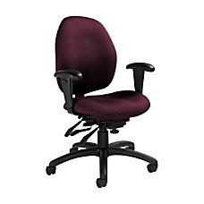 Global Malaga Multi Tilter Chair Mid