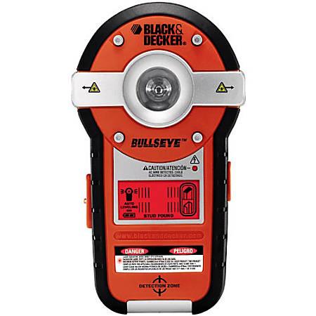 Black & Decker BDL190S BullsEye Auto Leveling Laser with Stud Sensor
