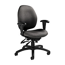 Global Malaga Multi Tilter Chair Mid