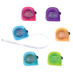 10 Translucent Tape Measure
