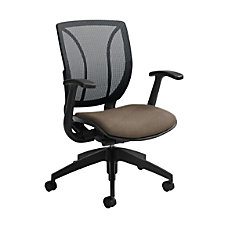 Global Roma Mesh Mid Back Chair